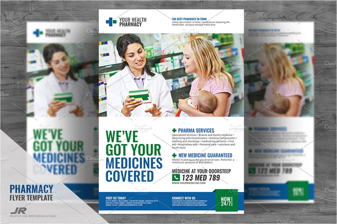2089431 pharmacy services flyer