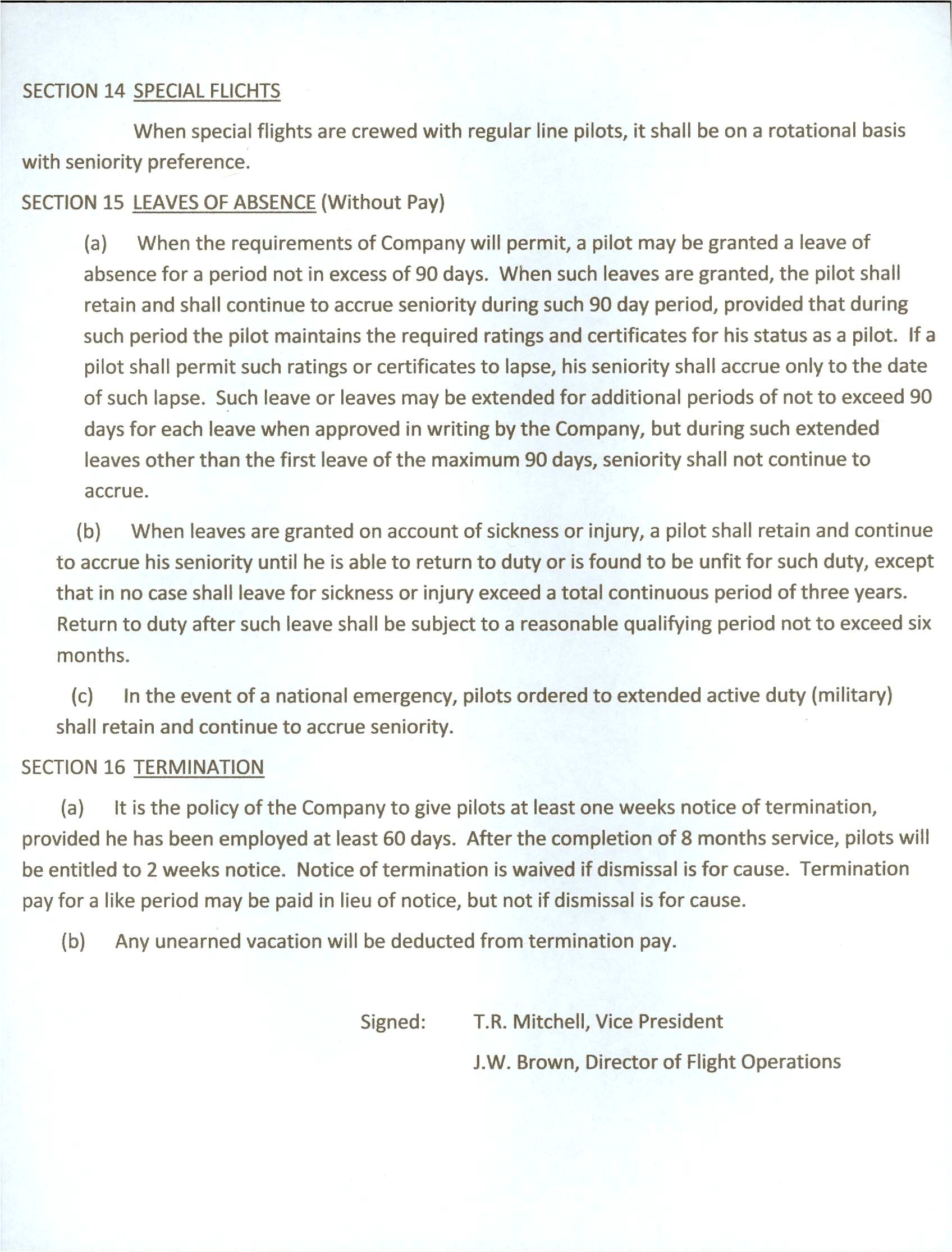 103551 contract pilot agreement