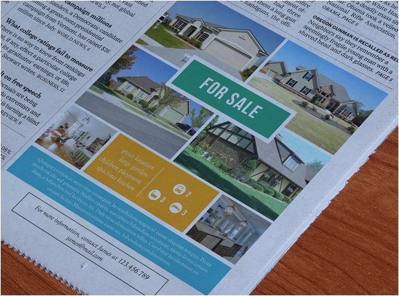 1411936 real estate flyer powerpoint