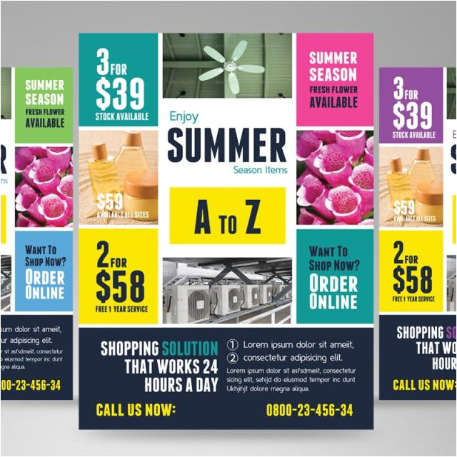 product flyer 3532689