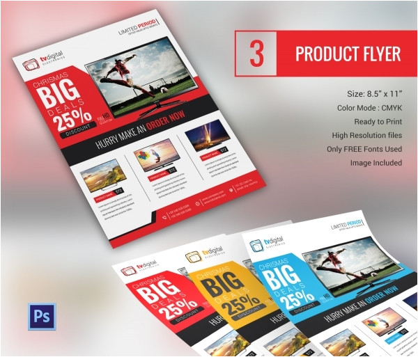 Product Flyer Template Free Sales Flyer Template 61 Free Psd format Download Free