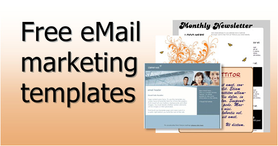free email marketing templates