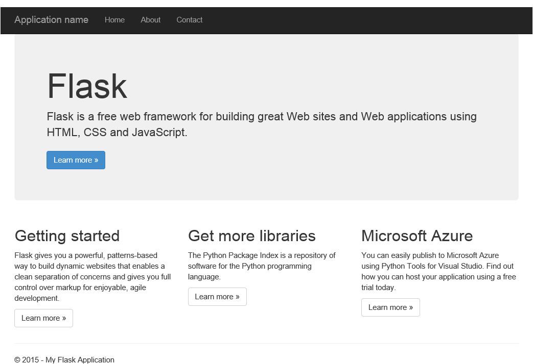 download free software python website templates