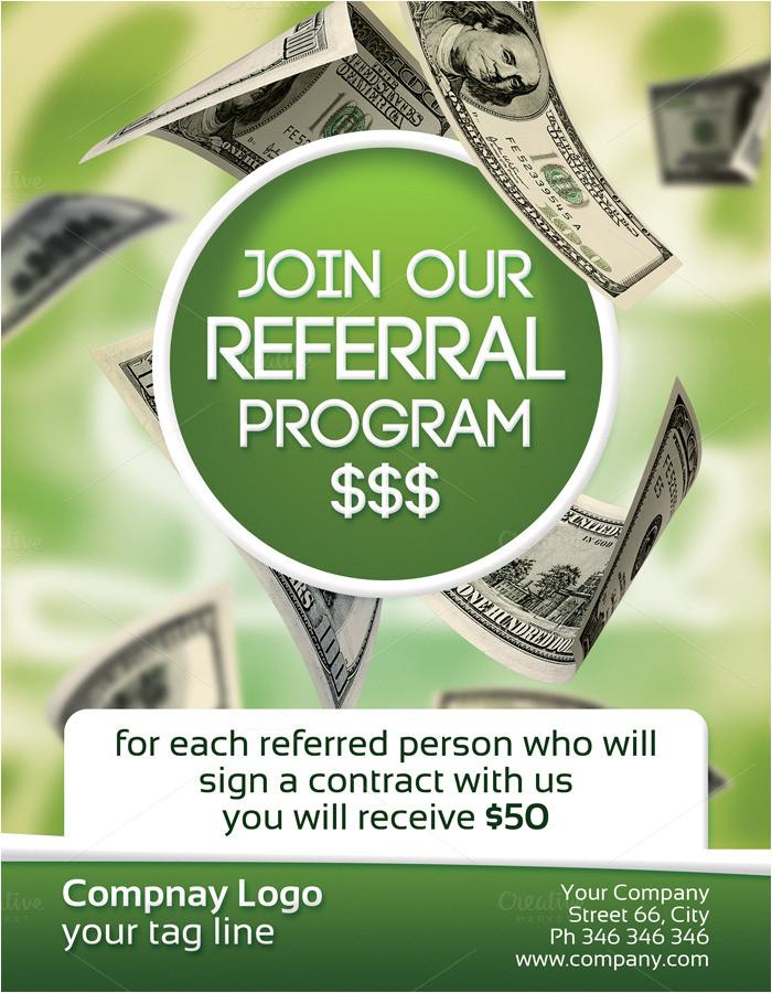 43552 referral program 2 sided flyer