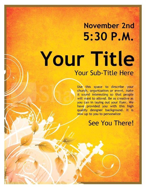 bible study invites