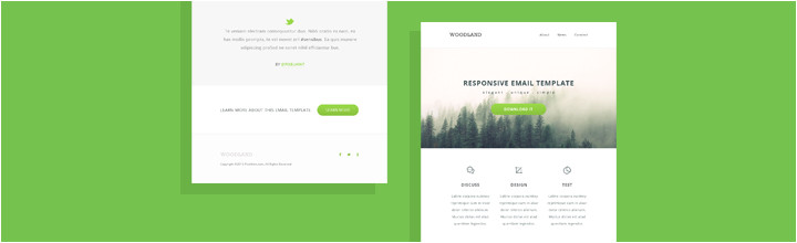 learn how to create a responsive html email template