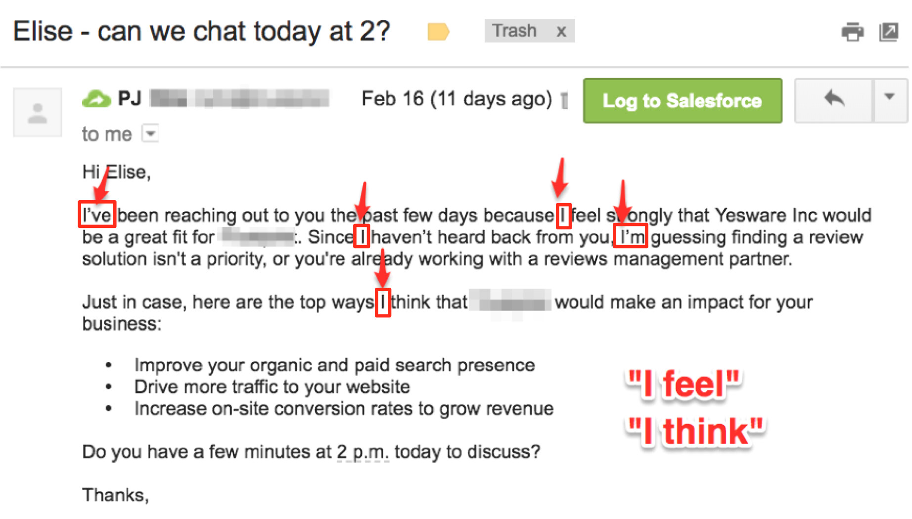 Sales Pitch Email Template the Best Sales Pitch Examples 11 Real Ones to Steal From