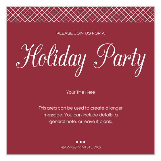 holiday party 10