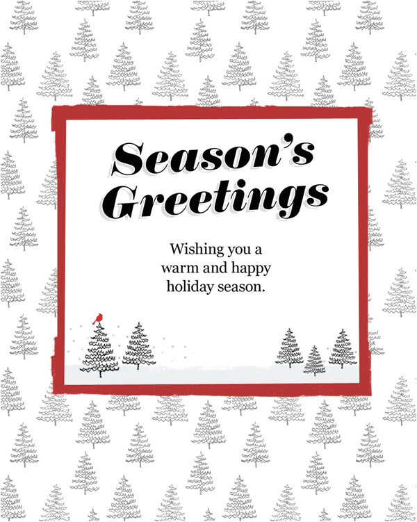 Seasons Greetings Email Template Free All Email Marketing Templates Browse Email Marketing