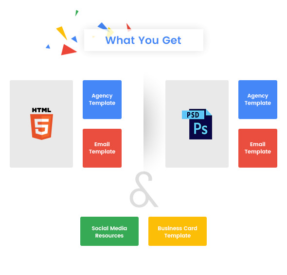 Seo Email Template Seo Digital Marketing Agency Template Pack Agency Re