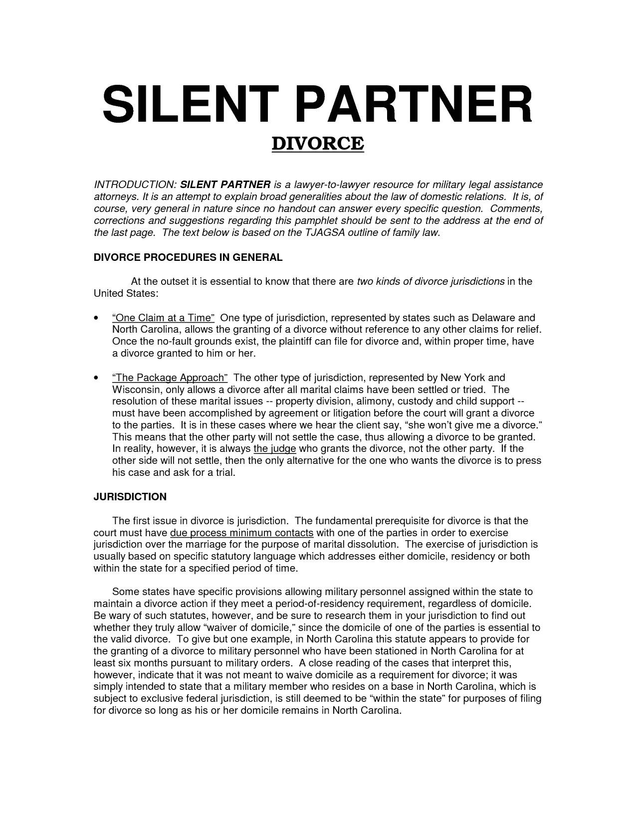 silent partnership agreement template perfect free silent partner agreement template 28 images lu r6726