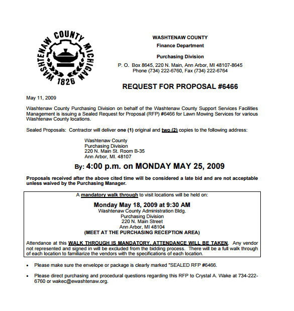 lawn service contract template