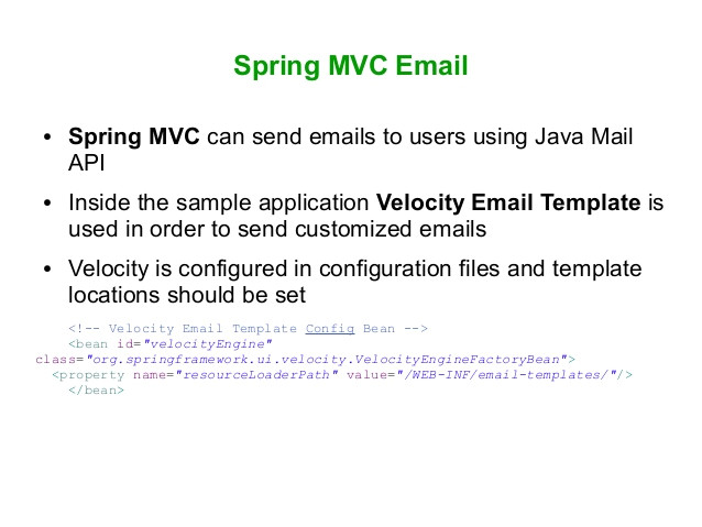 java spring mvc framework with angularjs by google and html5 53108077