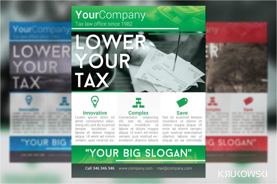 175614 tax office flyer