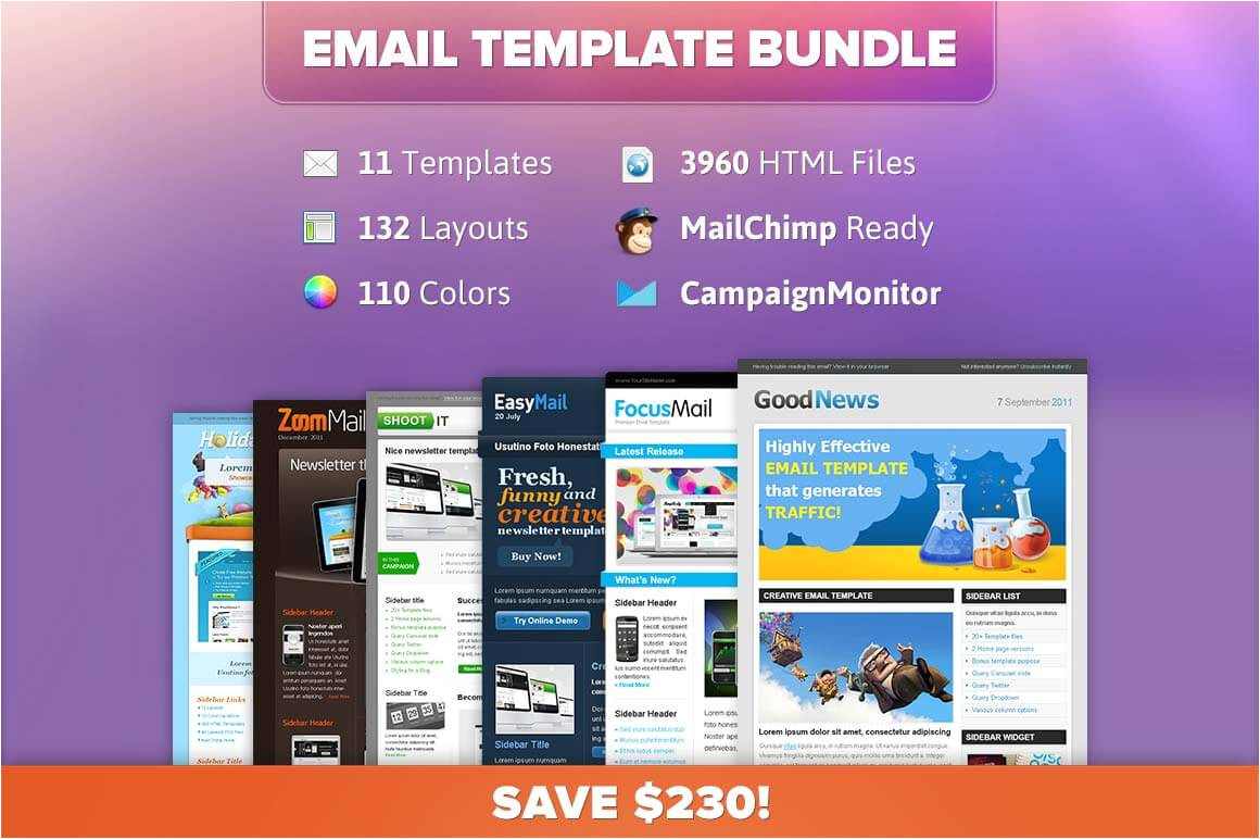 chocotemplates email templates