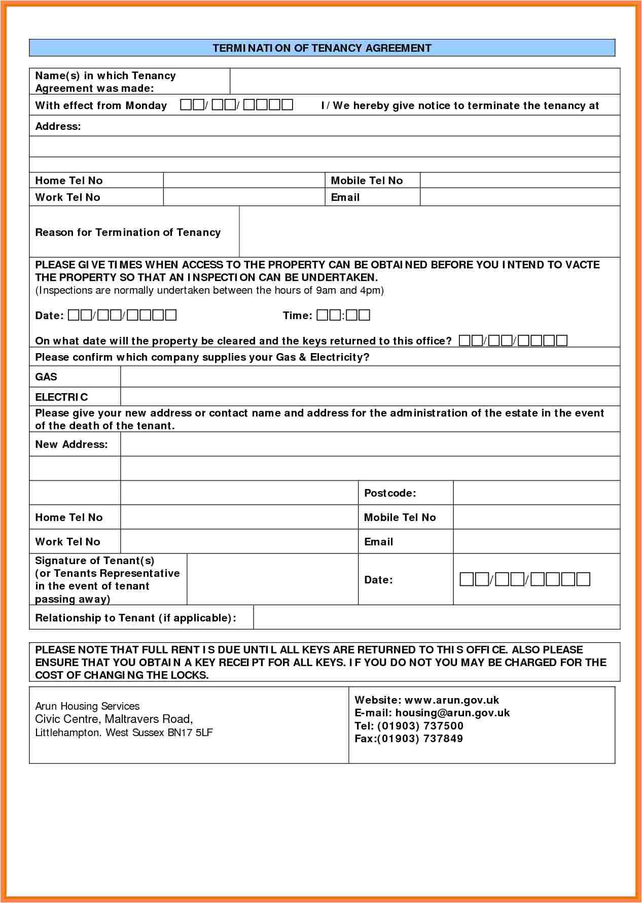 Tenancy Contract Template Uk 8 Short Term Tenancy Agreement Template Uk Purchase