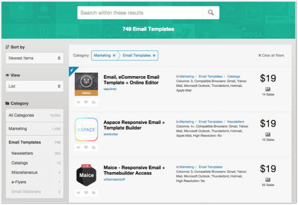 12 real estate newsletter templates resources