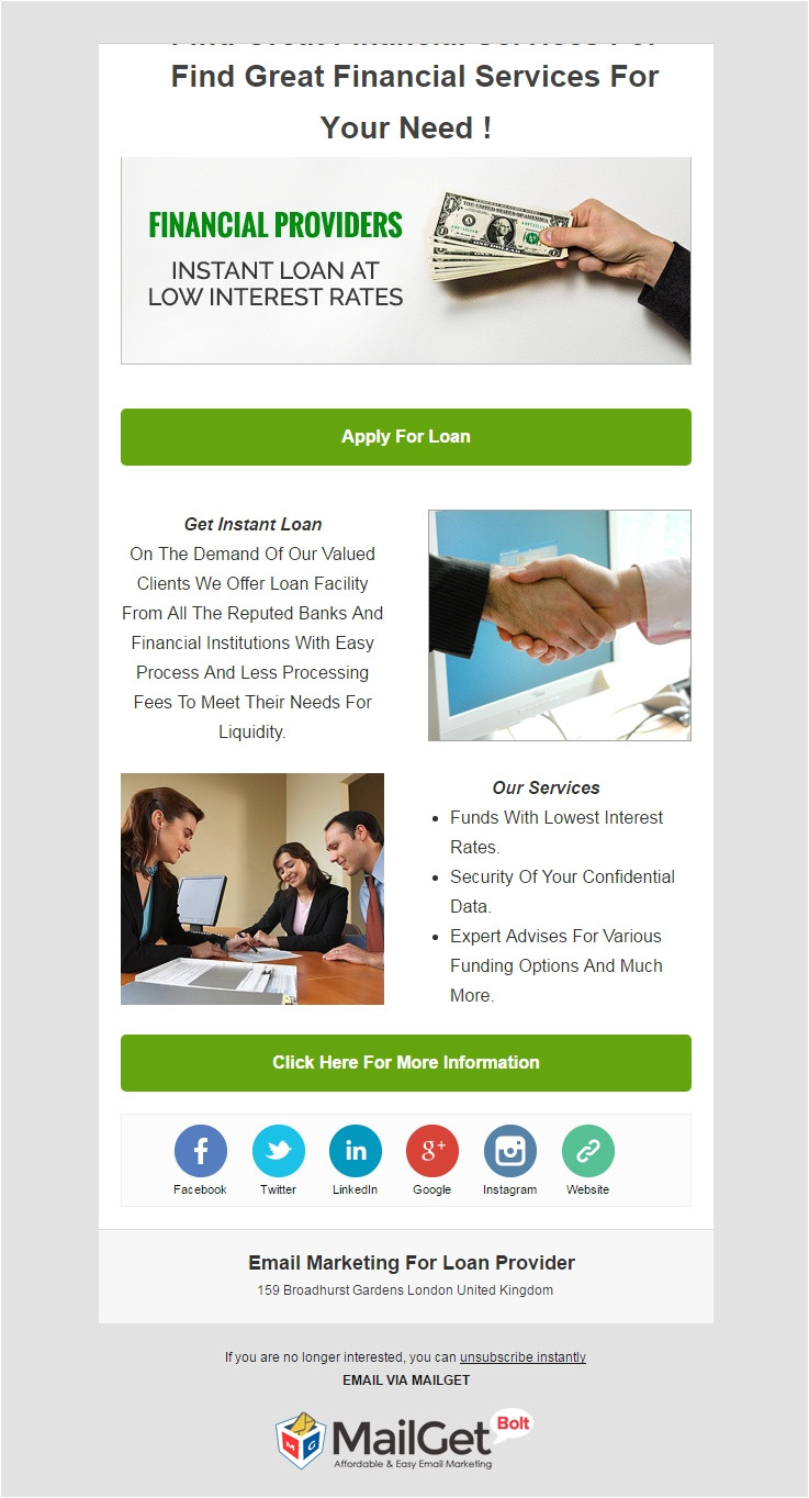 best insurance email templates