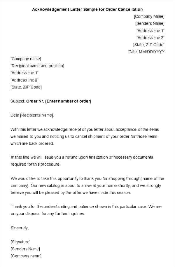9 10 confirmation encouragement letter