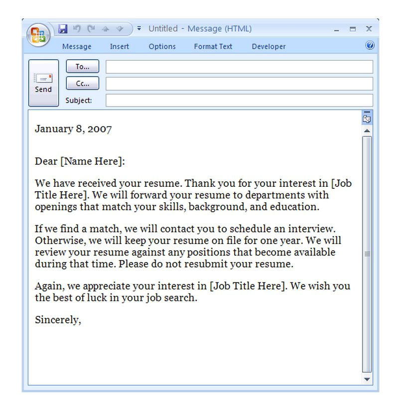 Training Confirmation Email Template Interview Confirmation Email Template