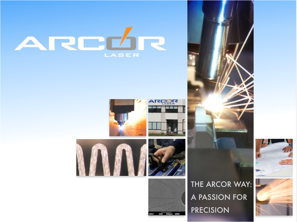 Turnkey Drilling Contract Template Arcor Brochure Cover Arcor Laser Services