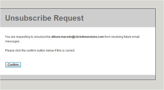 115001161914 unsubscribes