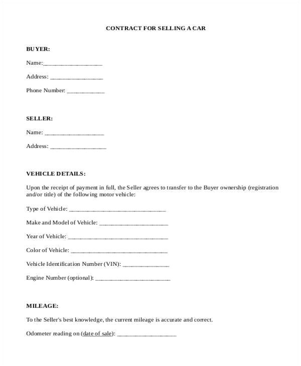 deposit contract form