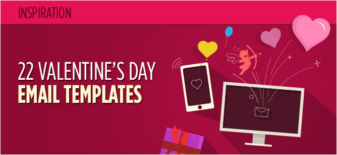 22 valentines day email templates