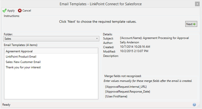 using salesforce email templates with merge fields in subject lines