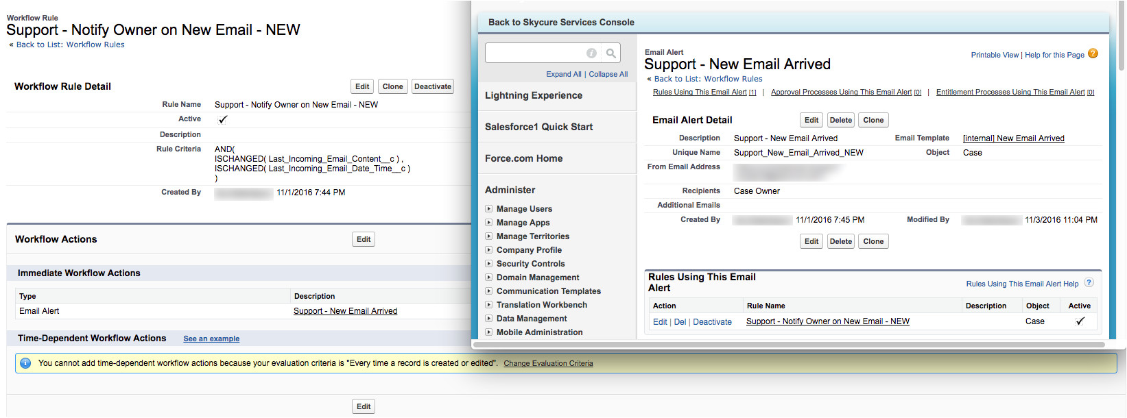 visualforce email template as part of a workflow merge fields not populating f