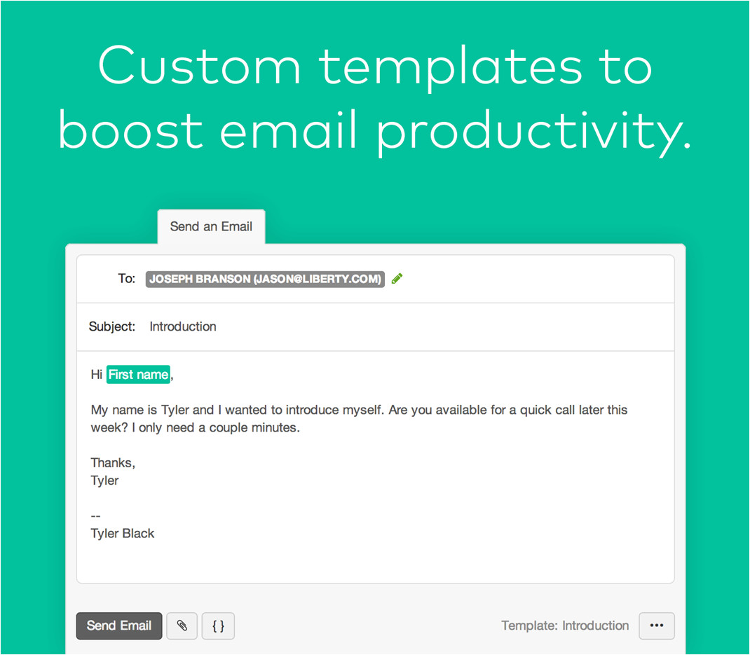 new feature email templates and merge tags now available
