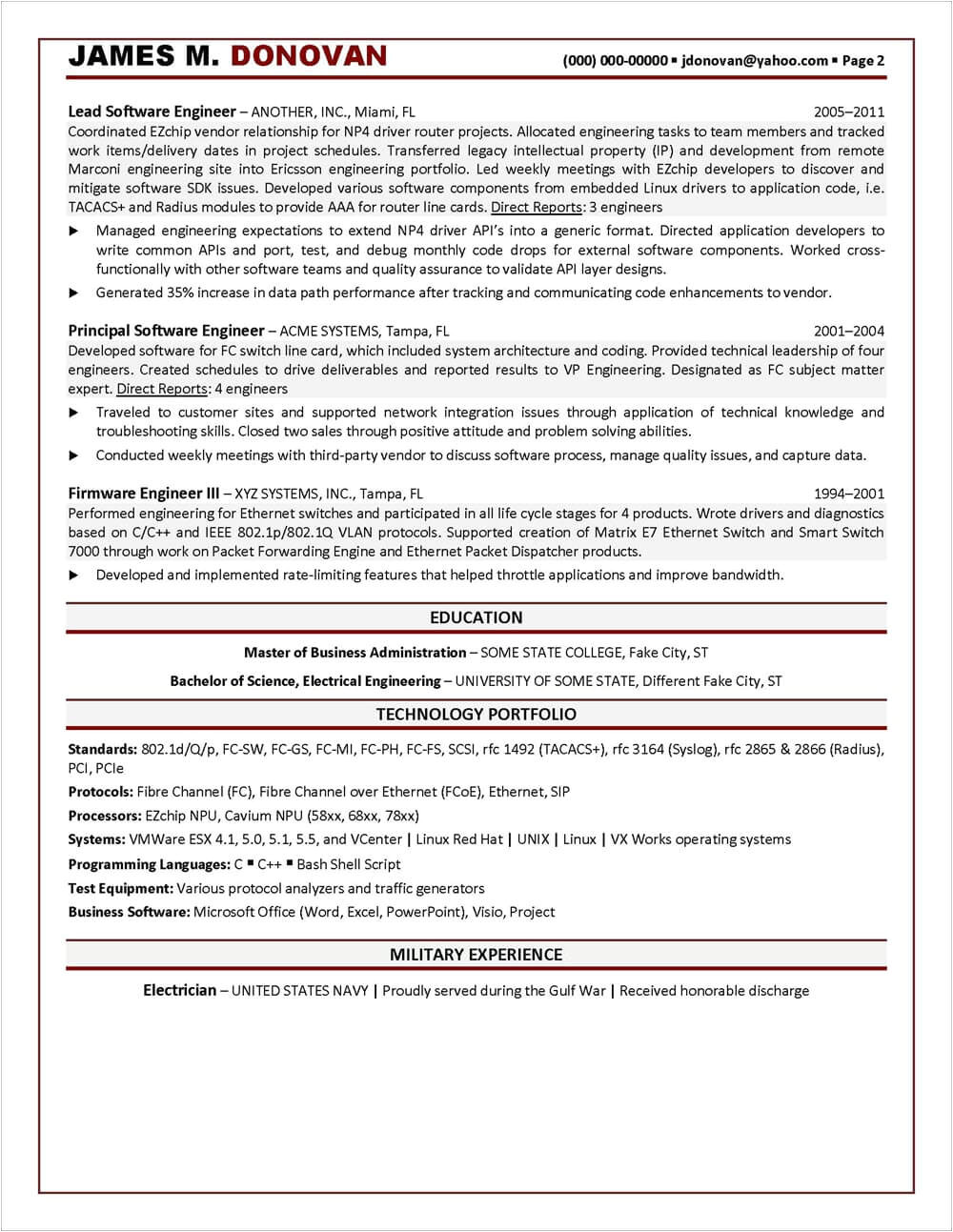 Automobile Service Engineer Resume software Engineering Manager Resume Example Distinctive