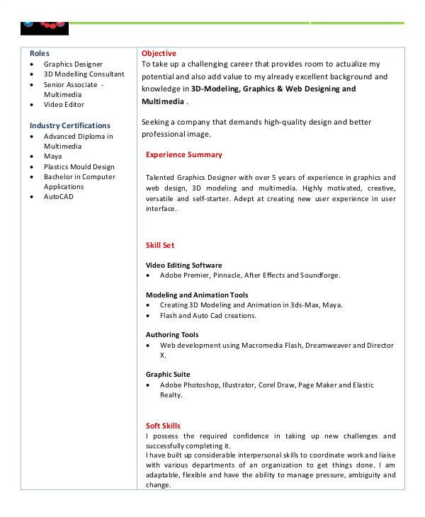 Basic Resume format for Freshers Pdf 7 Basic Fresher Resume Templates Pdf Doc Free