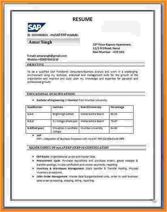 7 cv format pdf indian style