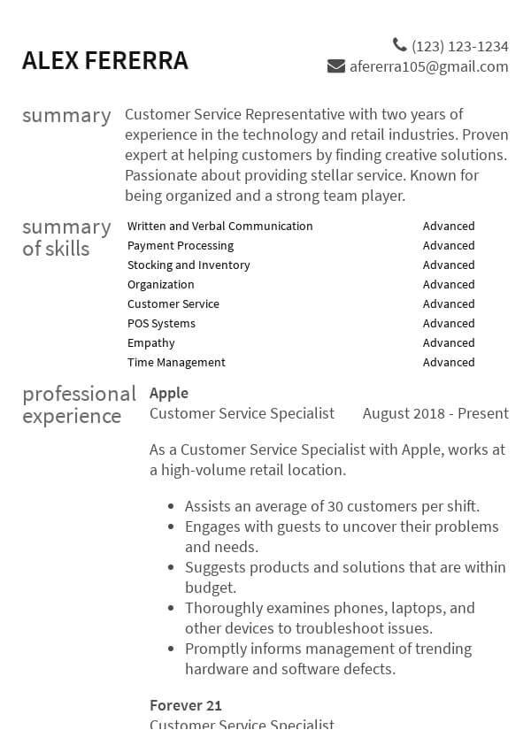 www resume com