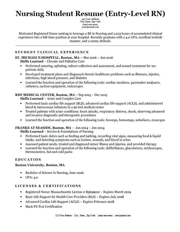 11 12 basic entry level resume template