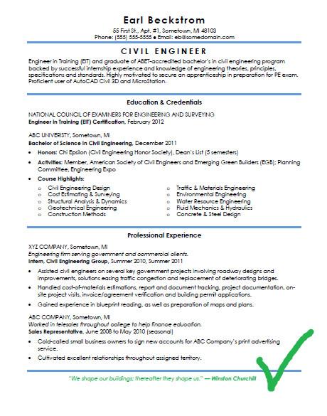 Civil Engineer Fresher Resume format Doc Cv and Resume format for Civil Engineers Download In Docx