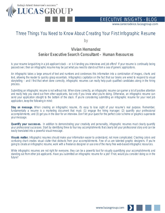 Do You Need A Resume for Your First Job Interview Do You Need A Resume for Your First Job Interview