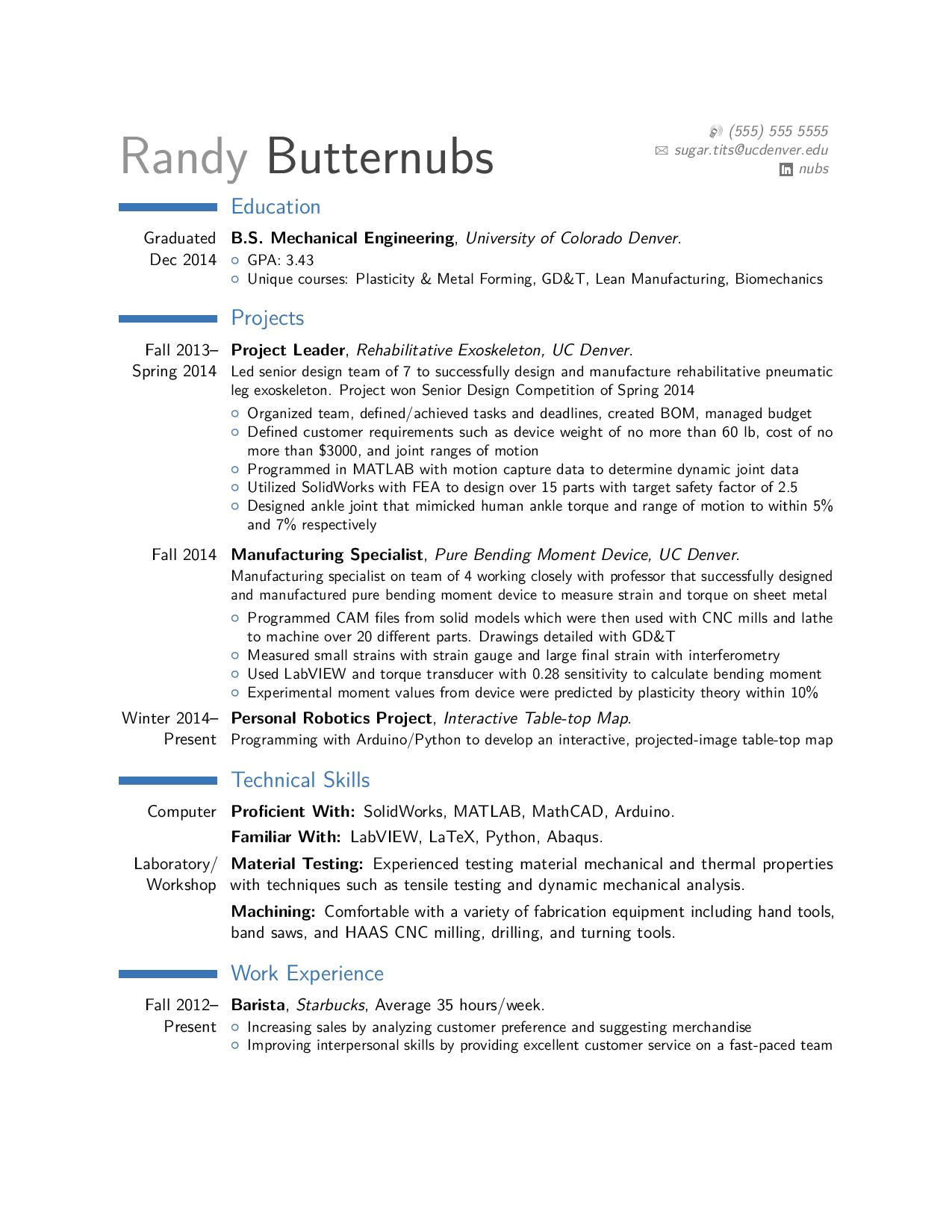 engineering student resume reddit