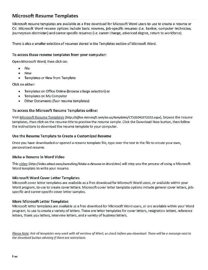 Free Basic Resume Template Australia Basic Resume Cover Letter Template Inspirational Free