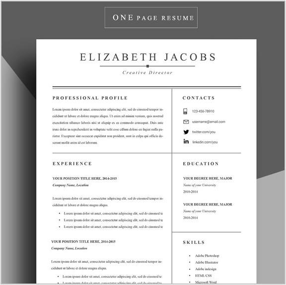 Graphic Designer Resume Word format Free Graphic Designer Resume Templates Word Resume