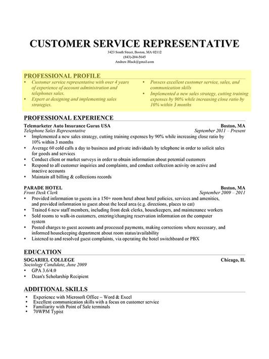 how to write a resume that will get you an interview 5669