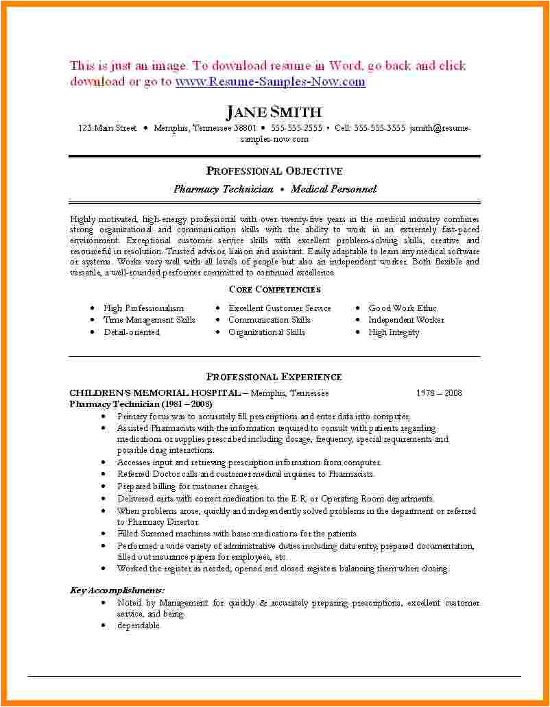 Pharmacy Student Resume Objective 6 Cv Pharmacy assistant theorynpractice
