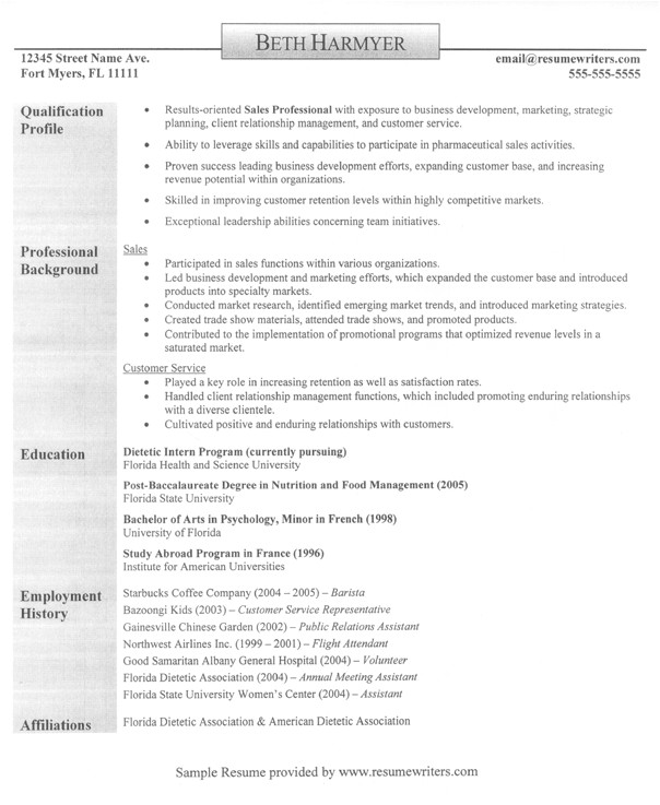 Professional Sales Resume Sales Professional Resume Examples Resumes for Sales