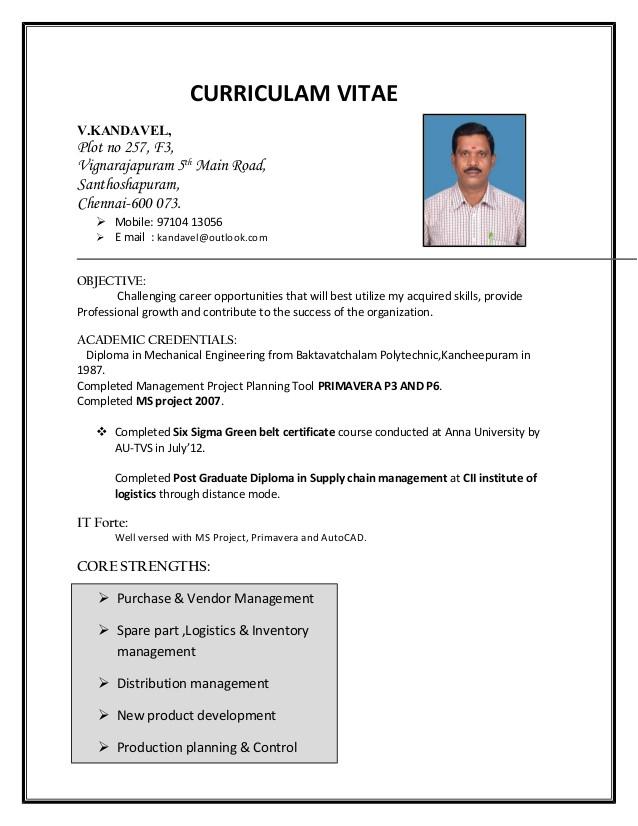 kandavel purchase vendor development managerresume 67419976