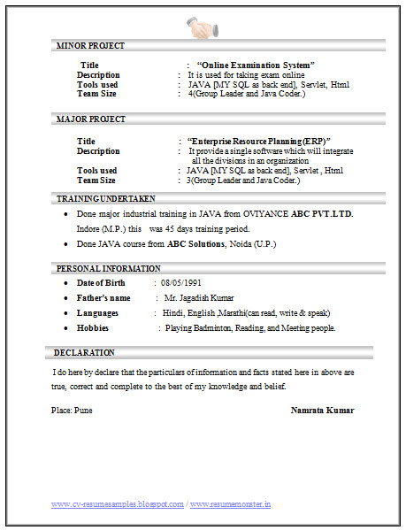 Cv for purchase engineer