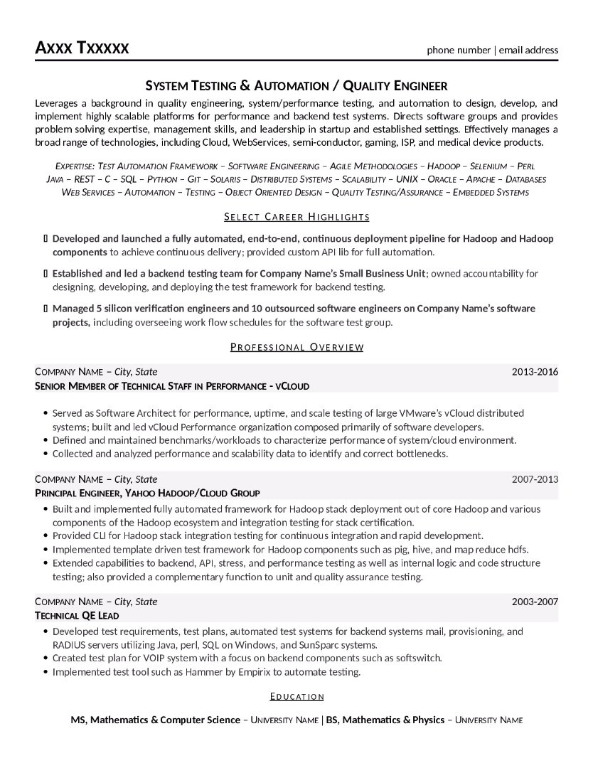resume action verbs for engineers