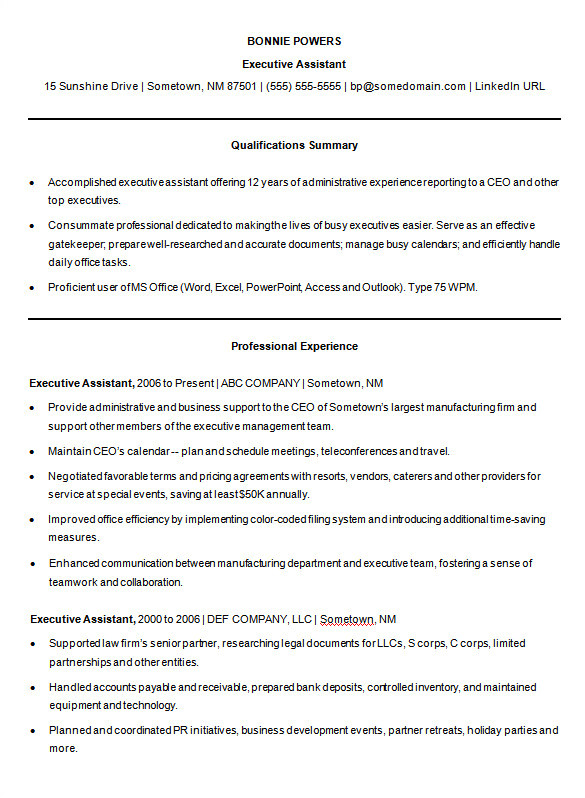 a successful resume template open office for job seeker