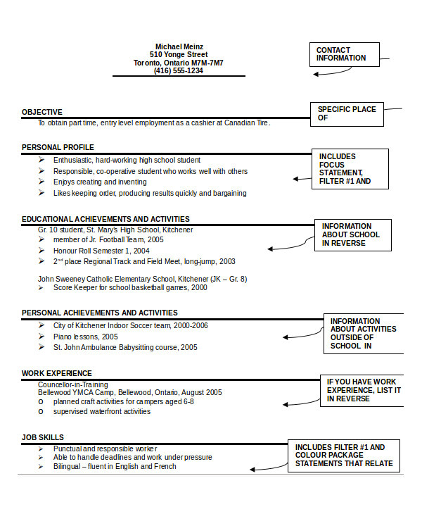 Resume format Pdf or Word Download 30 Best Resume formats Doc Pdf Psd Free Premium