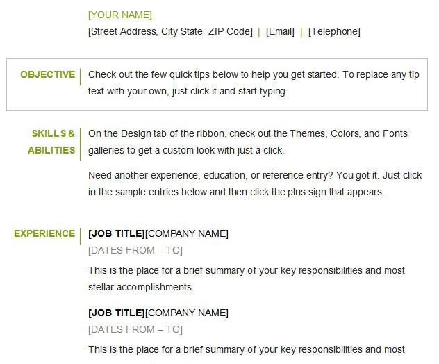 Resume Objective for Basic Resume 61 Resume Objectives Pdf Doc Free Premium Templates
